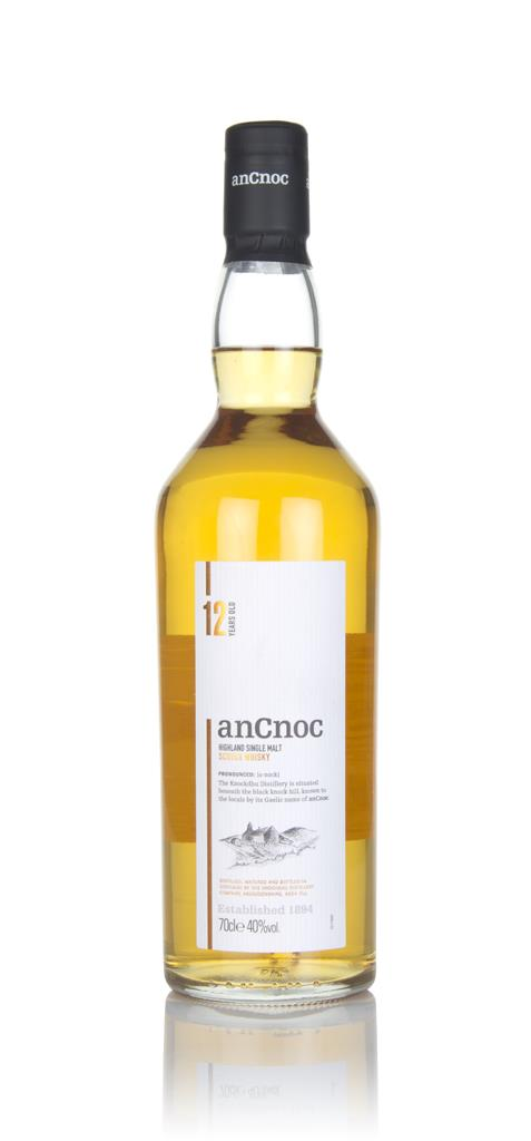 anCnoc 12 Year Old Single Malt Whisky