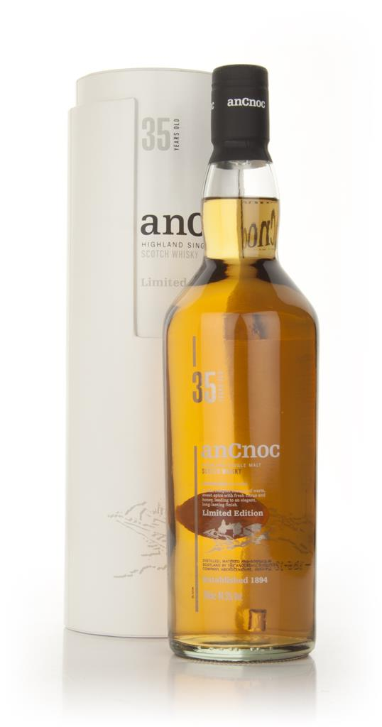 anCnoc 35 Year Old - Limited Edition Single Malt Whisky
