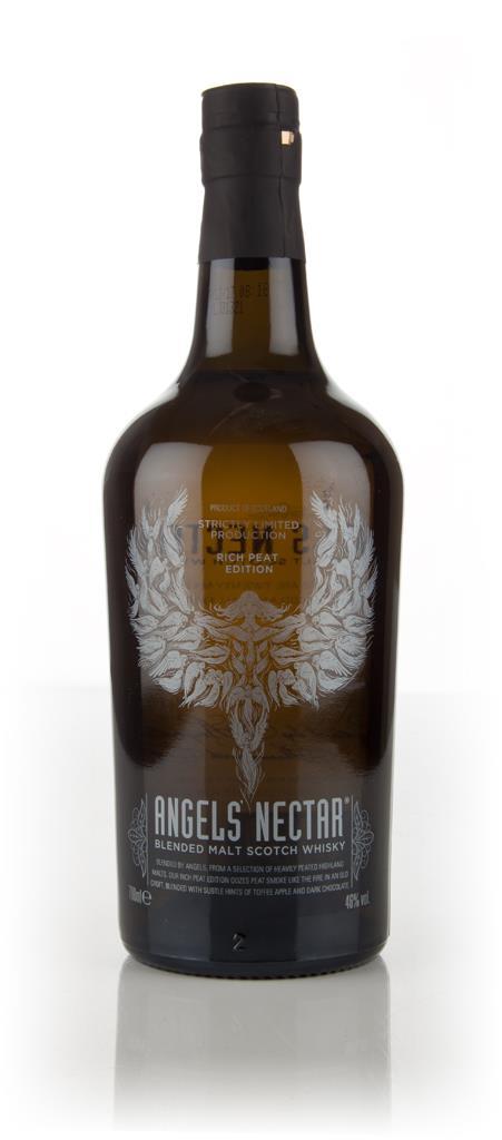 Angels' Nectar Blended Malt - Rich Peat Edition Blended Malt Whisky