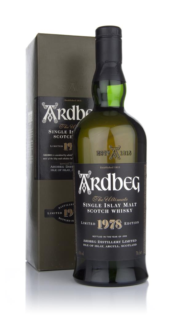 Ardbeg 1978 Single Malt Whisky