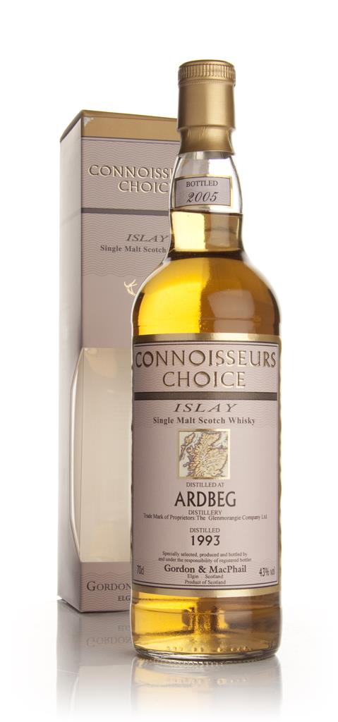 Ardbeg 1993 - Connoisseurs Choice (Gordon and MacPhail) Single Malt Whisky