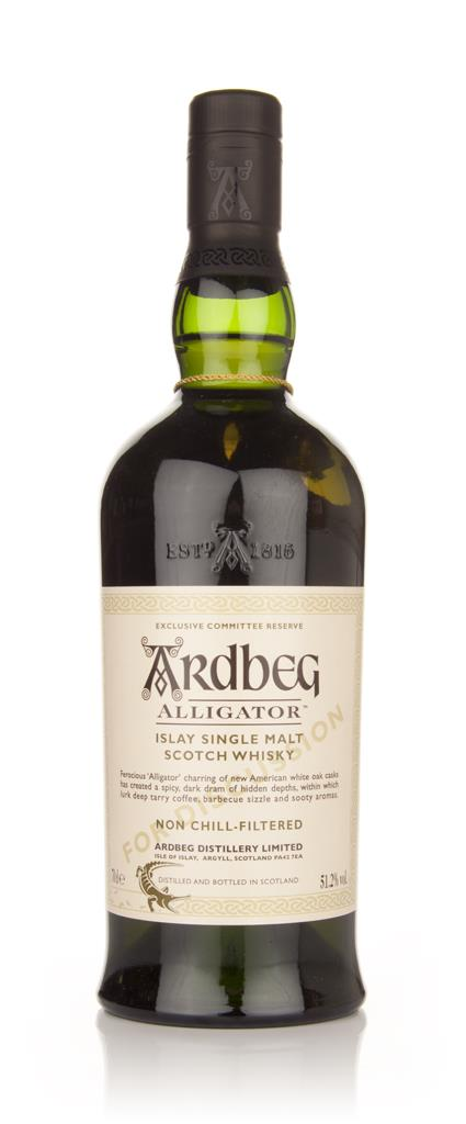 Ardbeg Alligator - Committee Release Single Malt Whisky