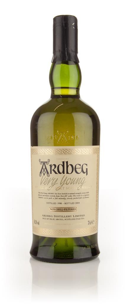 Ardbeg Very Young Single Malt Whisky