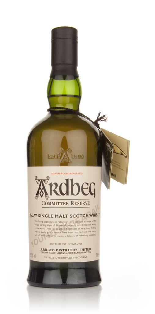 Ardbeg Young Uigeadail Committee Release Single Malt