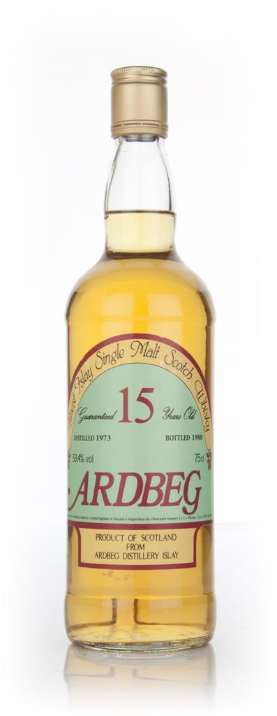 Ardbeg 15 Year Old 1973 (Sestante) Single Malt Whisky