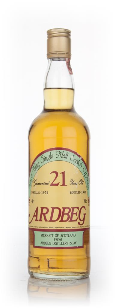 Ardbeg 21 Year Old 1974 (Sestante) Single Malt Whisky