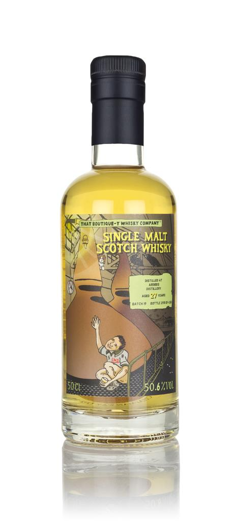 Ardbeg 27 Year Old (That Boutique-y Whisky Company) 3cl Sample Single Malt Whisky