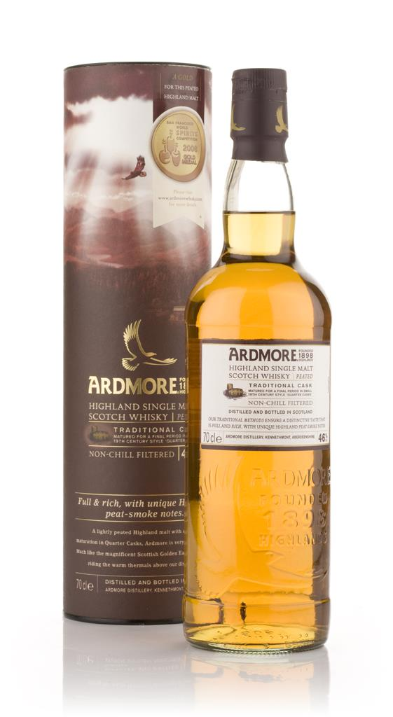 Ardmore Traditional Single Malt Whisky