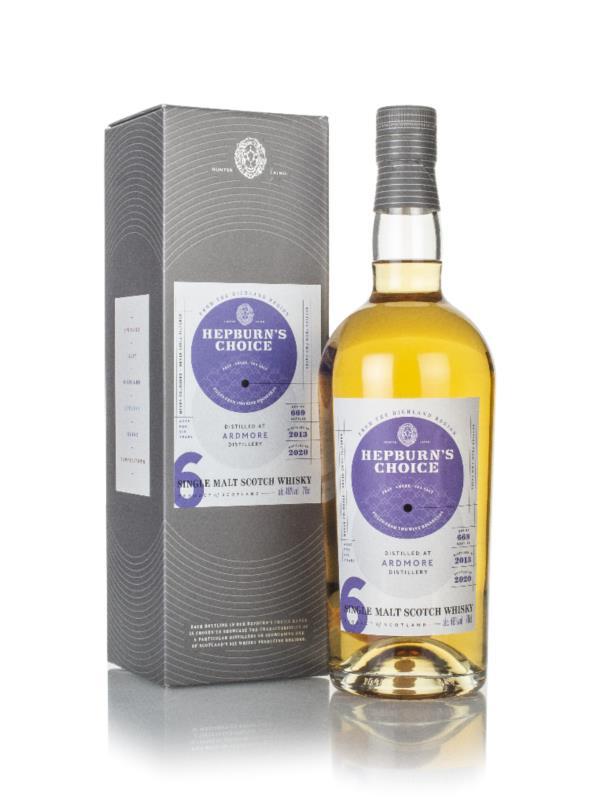 Ardmore 6 Year Old 2013 - Hepburn's Choice (Langside) Single Malt Whisky