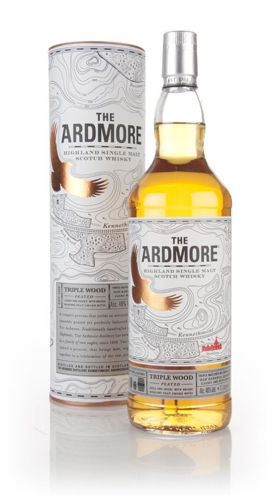 Ardmore Triple Wood Single Malt Whisky