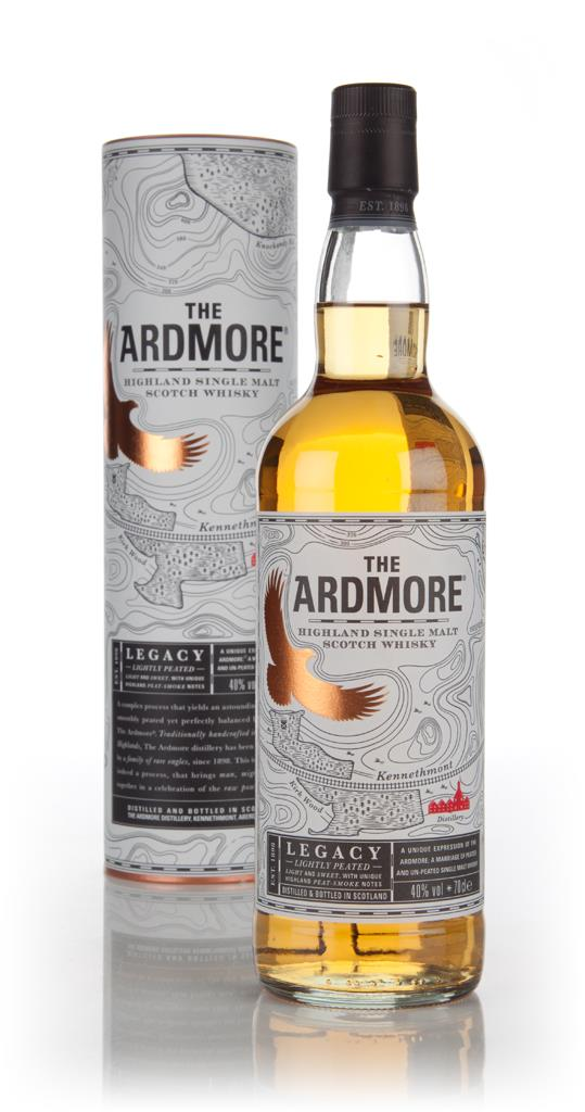 The Ardmore Legacy Single Malt Whisky