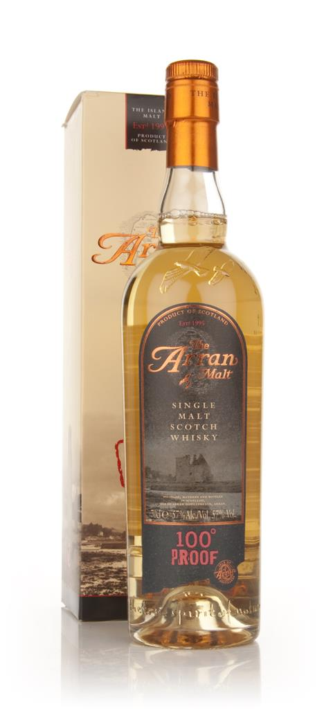 Arran 100 Proof Single Malt Whisky