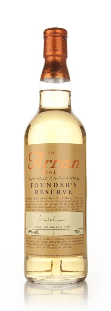 Arran Founders Reserve Single Malt Whisky