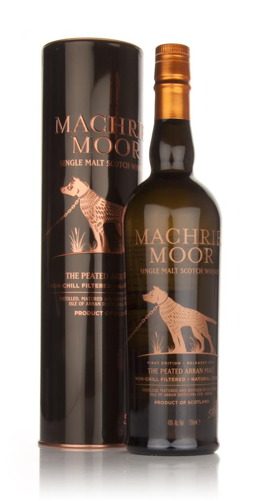 Arran Machrie Moor Peated Single Malt Whisky