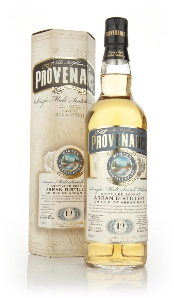 Arran 12 Year Old 2000 - Provenance (Douglas Laing) Single Malt Whisky