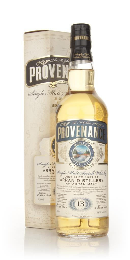 Arran 13 Year Old 1997 - Provenance (Douglas Laing) Single Malt Whisky