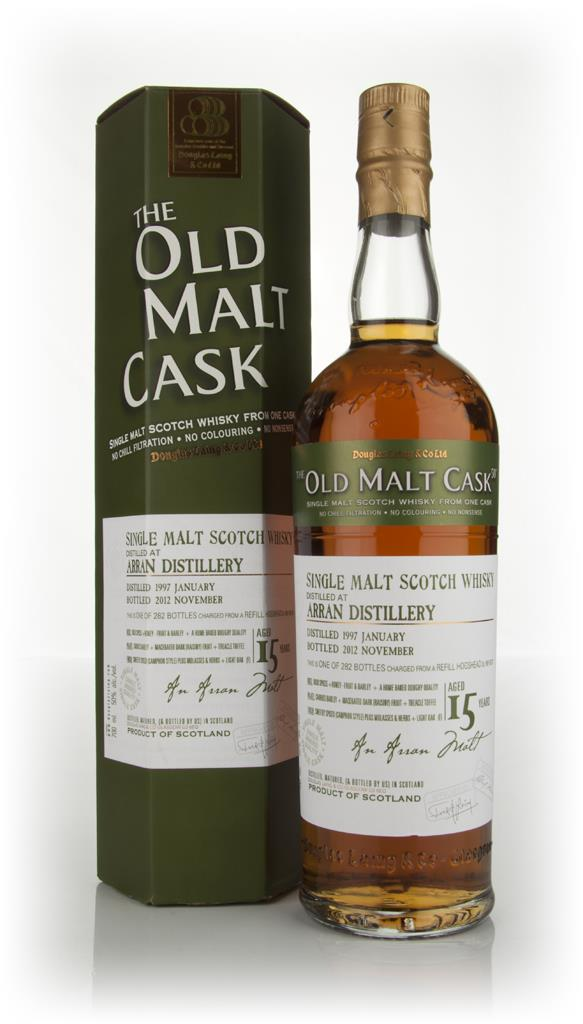 Arran 15 Year Old 1997 - Old Malt Cask (Douglas Laing) Single Malt Whisky
