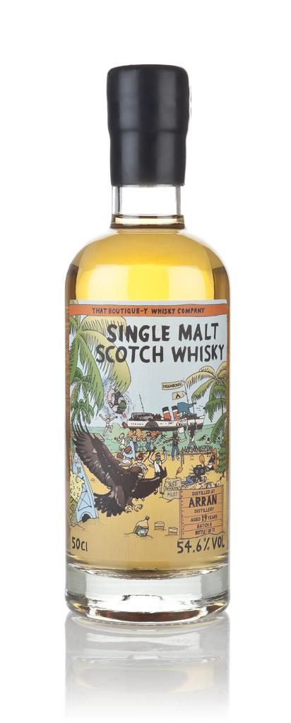 Arran 19 Year Old - Batch 5 (That Boutique-y Whisky Company) 3cl Sampl Single Malt Whisky 3cl Sample