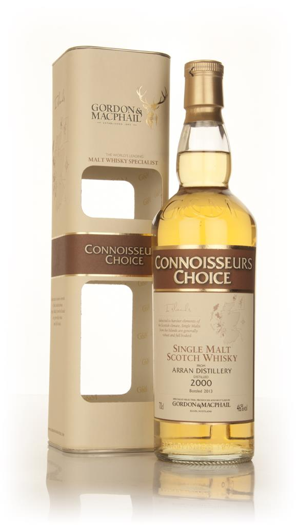 Arran 2000 - Connoisseurs Choice (Gordon & MacPhail) Single Malt Whisky