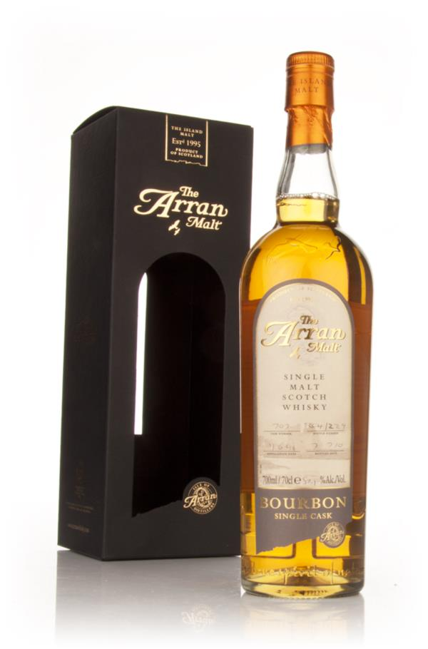 Arran Bourbon Cask Finish (2010) Single Malt Whisky