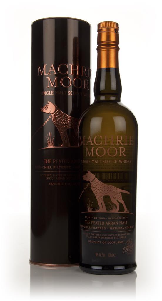 Arran Machrie Moor Peated - Batch 4 Single Malt Whisky