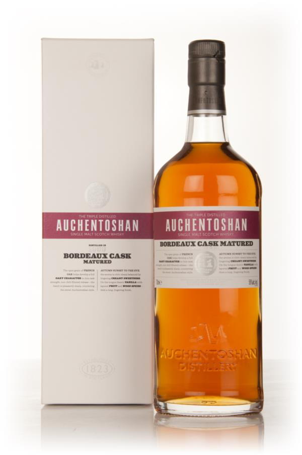 Auchentoshan 11 Year Old 1999 - Bordeaux Cask Matured Single Malt Whisky