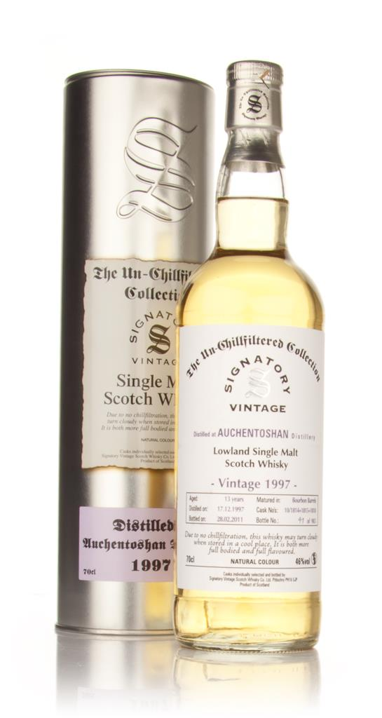 Auchentoshan 13 Year Old 1997 - Un-Chillfiltered (Signatory) Single Malt Whisky