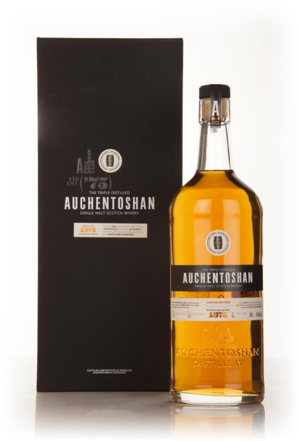 Auchentoshan 35 Year Old 1975 - Bourbon Cask Matured Single Malt Whisky