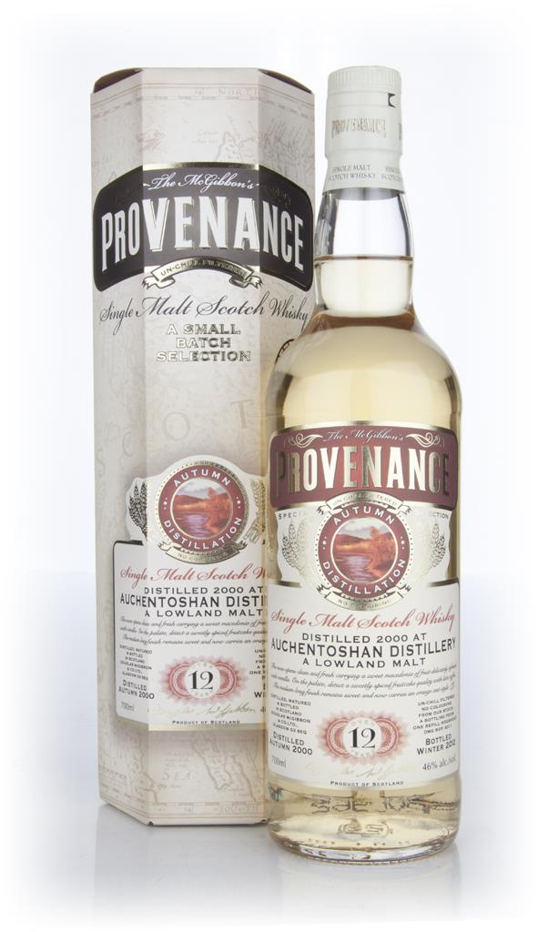 Auchentoshan 12 Year Old 2000 - Provenance (Douglas Laing) Single Malt Whisky