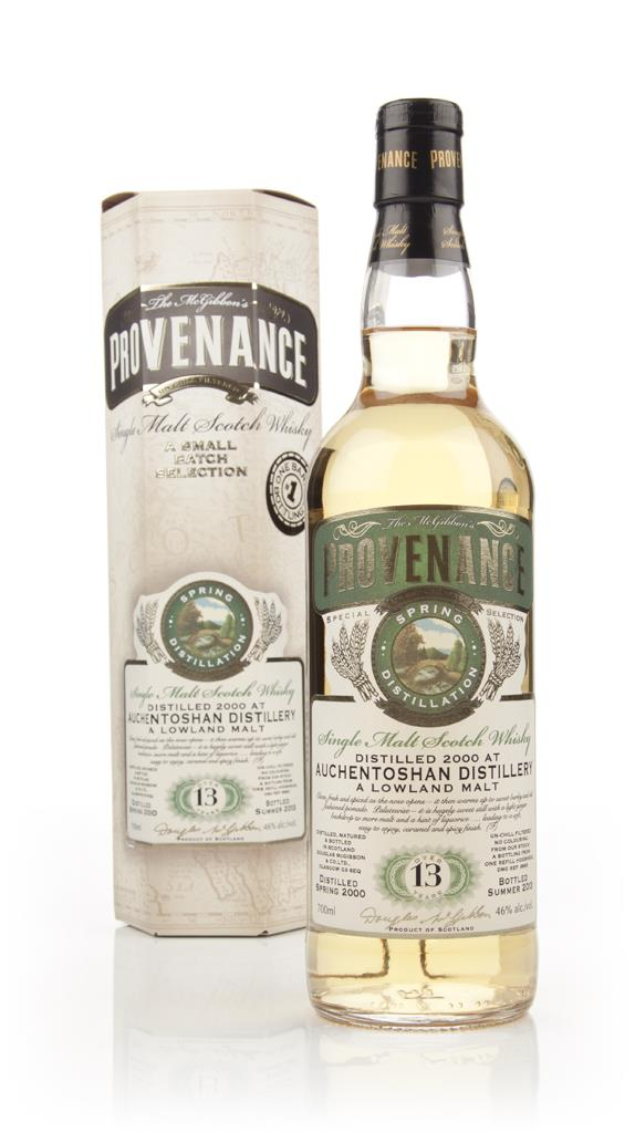 Auchentoshan 13 Year Old 2000 (cask 9863) - Provenance (Douglas Laing) Single Malt Whisky