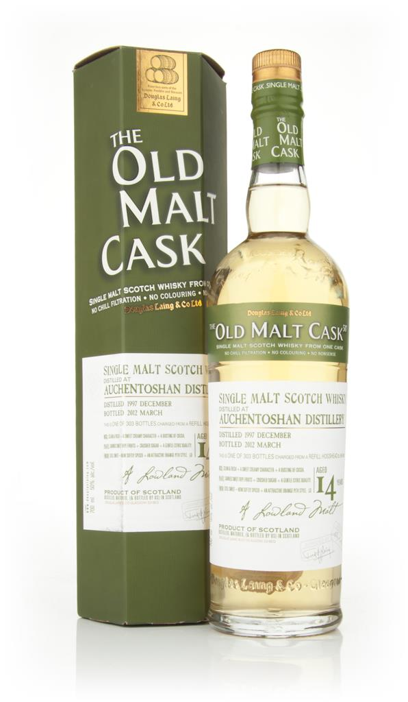 Auchentoshan 14 Year Old 1997 - Old Malt Cask (Douglas Laing) Single Malt Whisky
