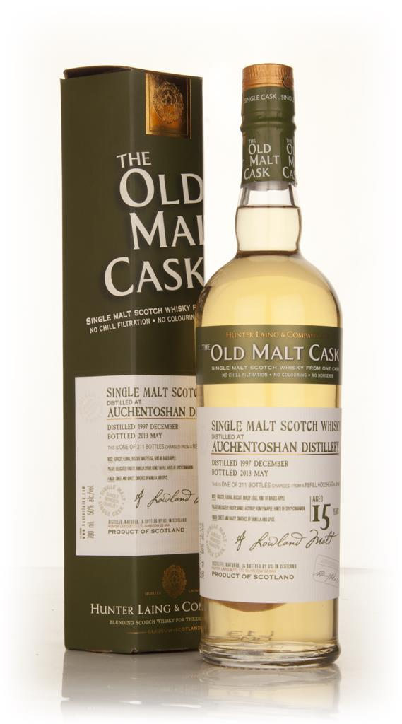 Auchentoshan 15 Year Old 1997 (cask 9807) - Old Malt Cask (Hunter Lain Single Malt Whisky