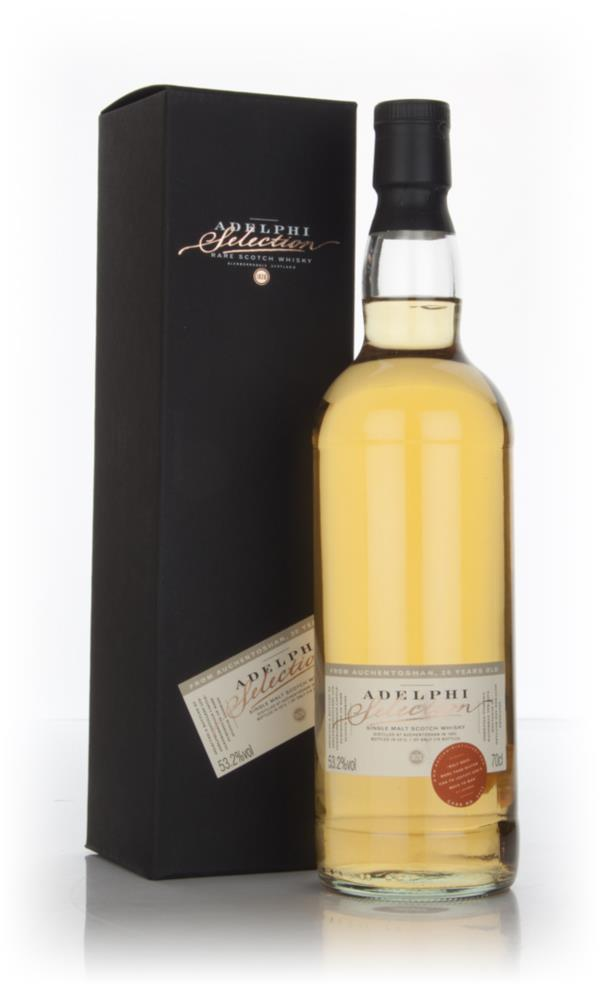 Auchentoshan 20 Year Old 1992 (cask 5432) (Adelphi) Single Malt Whisky