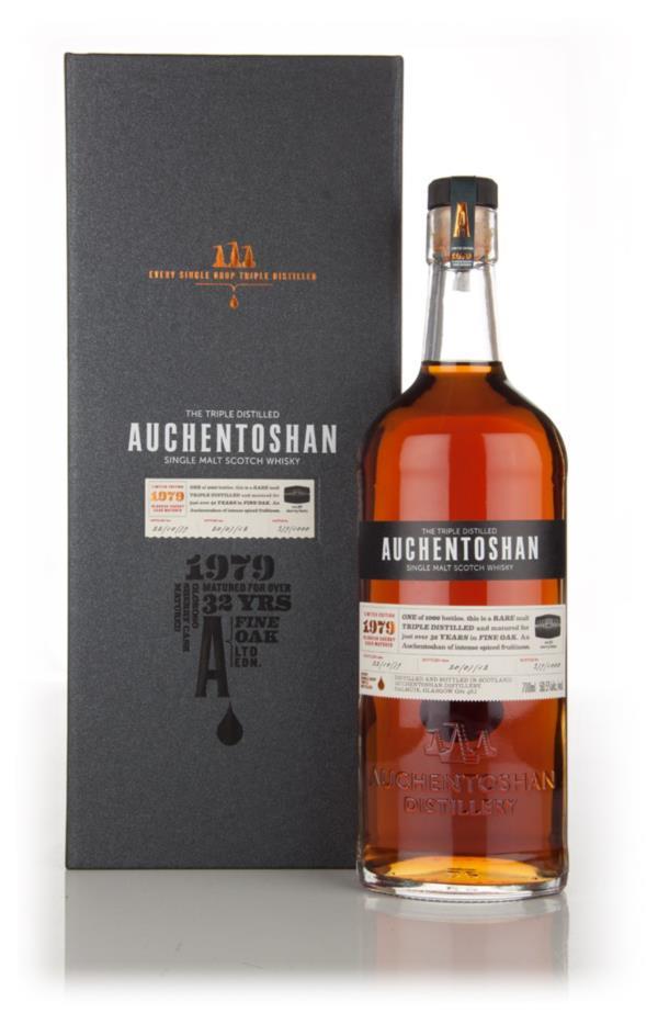 Auchentoshan 32 Year Old 1979 Oloroso Single Malt Whisky