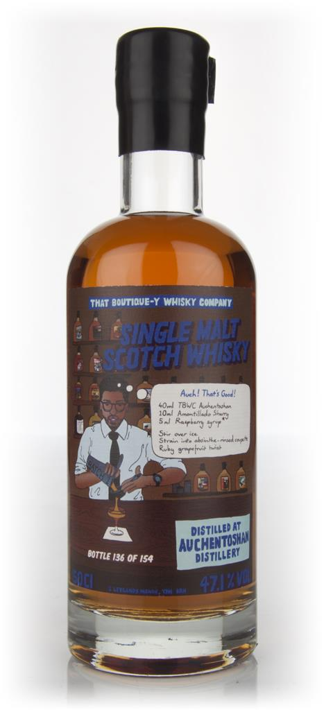 Auchentoshan - Batch 1 (That Boutique-y Whisky Company) Single Malt Whisky
