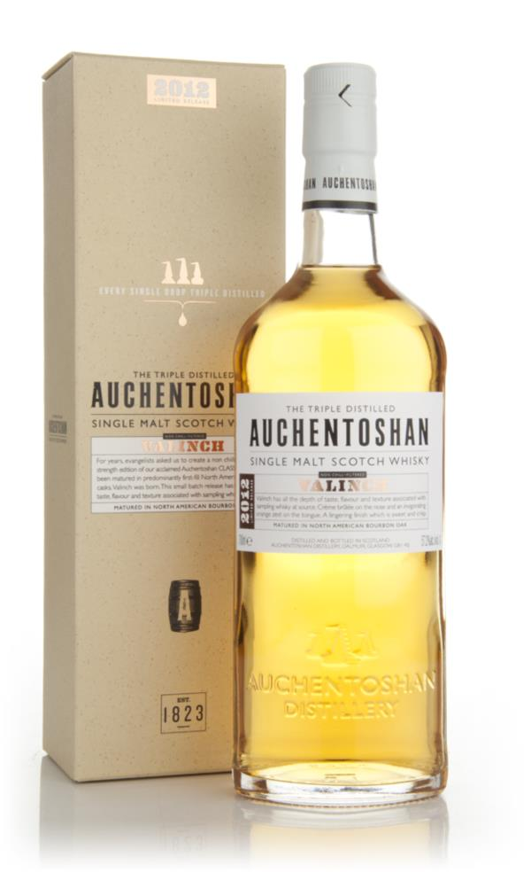 Auchentoshan Valinch 2012 - 2nd Release Single Malt Whisky