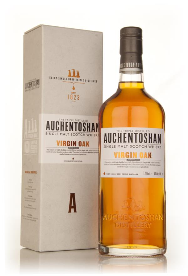 Auchentoshan Virgin Oak Single Malt Whisky