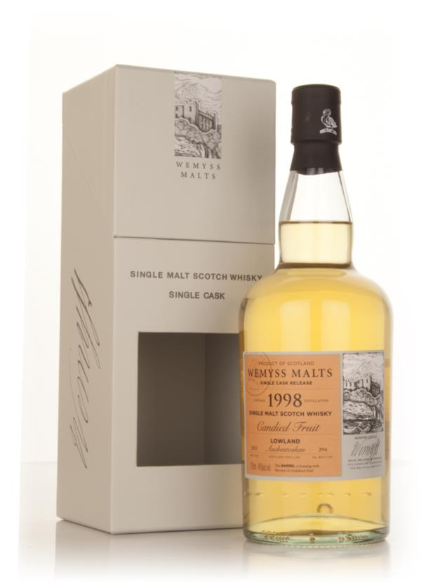 Candied Fruit 1988 - Wemyss Malts (Auchentoshan) Single Malt Whisky