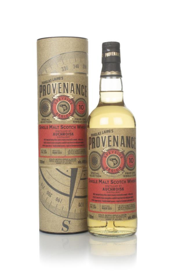 Auchroisk 10 Year Old 2009 (cask 14018) - Provenance (Douglas Laing) Single Malt Whisky