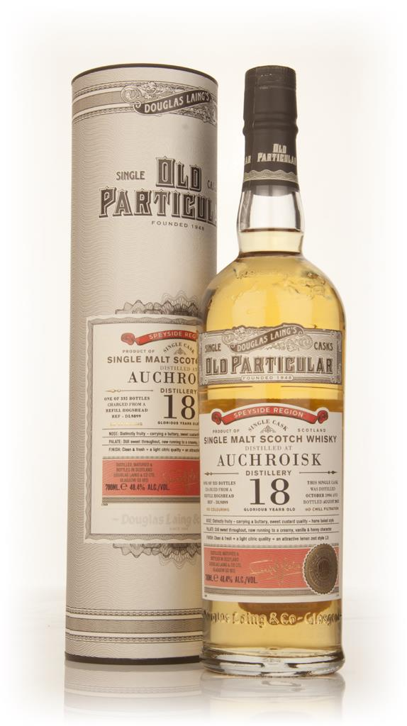 Auchroisk 18 Year Old 1994 (cask 9899) - Old Particular (Douglas Laing Single Malt Whisky