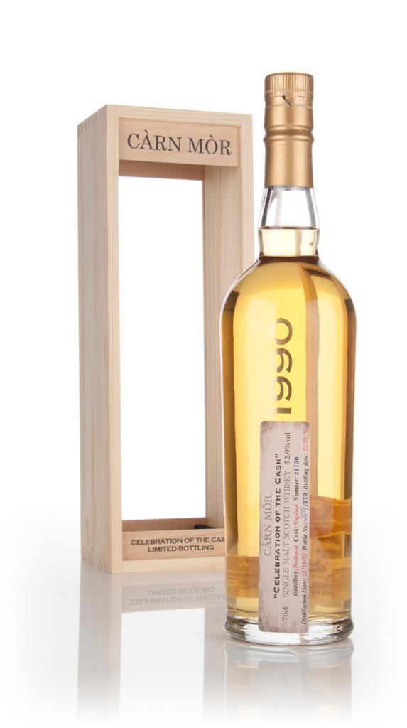 Auchroisk 24 Year Old 1990 (cask 21750) Celebration of the Cask (Carn Single Malt Whisky 3cl Sample
