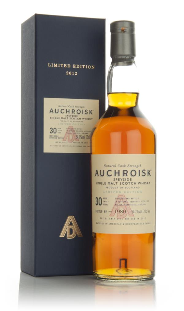 Auchroisk 30 Year Old - Limited Edition 2012 Single Malt Whisky