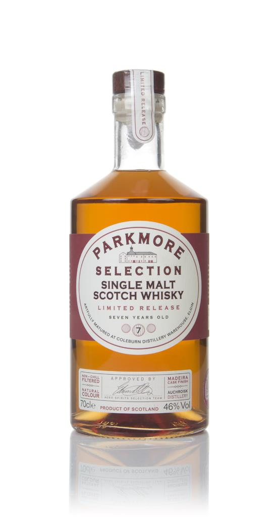 Auchroisk 7 Year Old 2010 - Parkmore Selection Single Malt Whisky