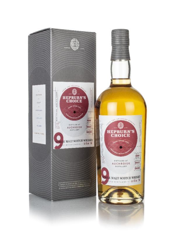 Auchroisk 9 Year Old 2011 - Hepburn's Choice (Langside) Single Malt Whisky