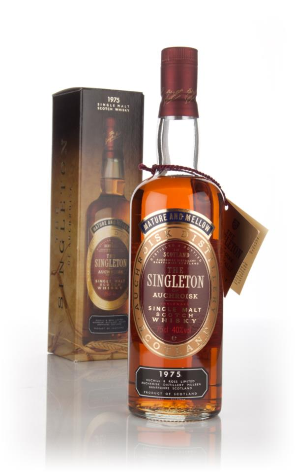 The Singleton of Auchroisk 1975 - circa 1990 Single Malt Whisky