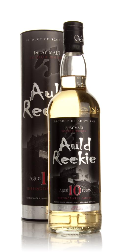 Auld Reekie 10 Year Old Single Malt Whisky