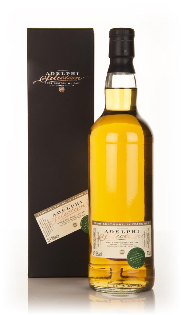 Aultmore 29 Year Old 1982 (Adelphi) Single Malt Whisky