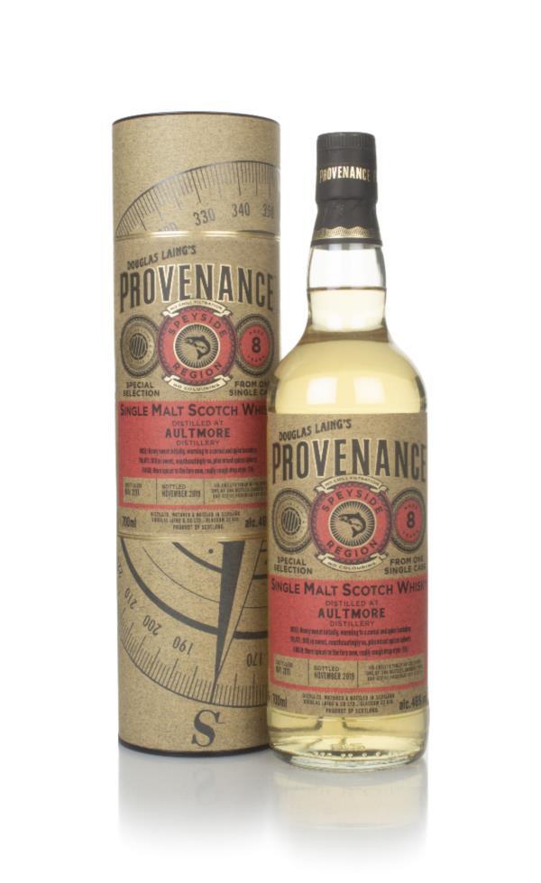 Aultmore 8 Year Old 2011 (cask 13731) - Provenance (Douglas Laing) Single Malt Whisky