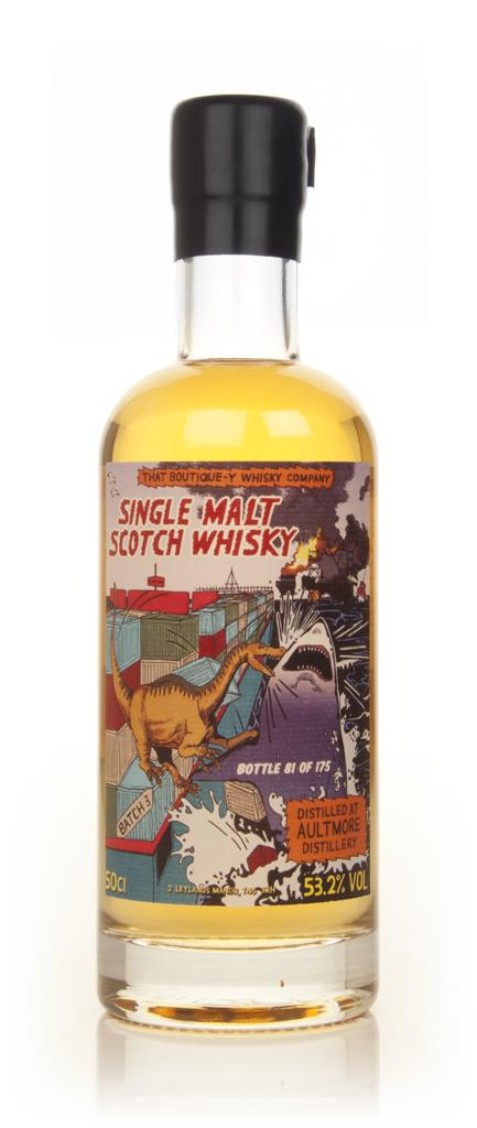 Aultmore - Batch 3 (That Boutique-y Whisky Company) Single Malt Whisky