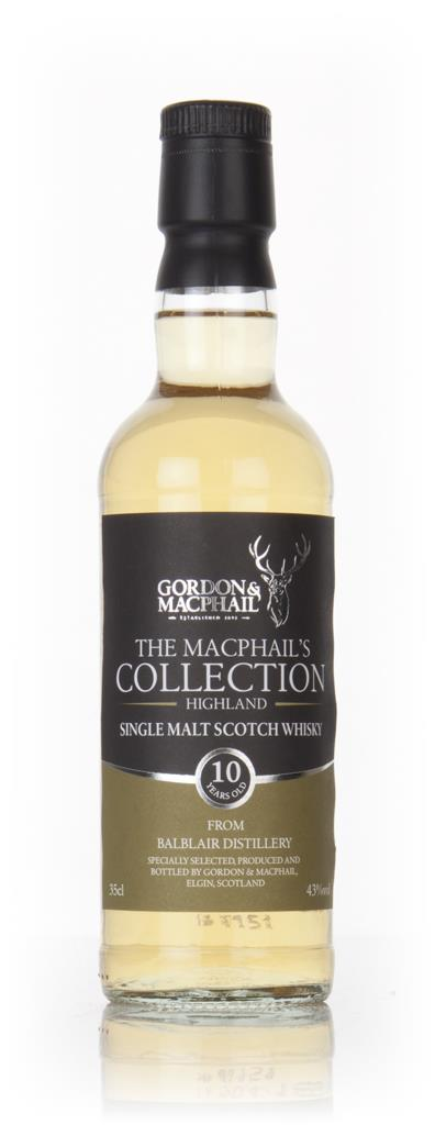Balblair 10 Year Old 35cl (Gordon and MacPhail) Single Malt Whisky
